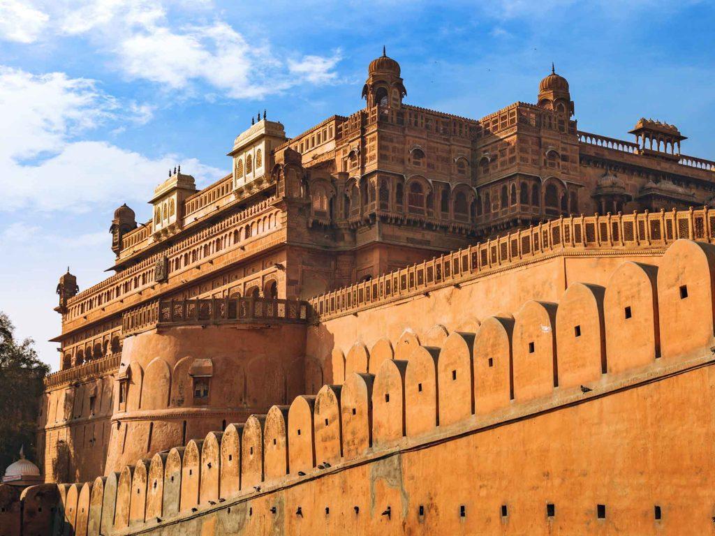 Junagarh-Fort-Bikaner-Rajasthan-India
