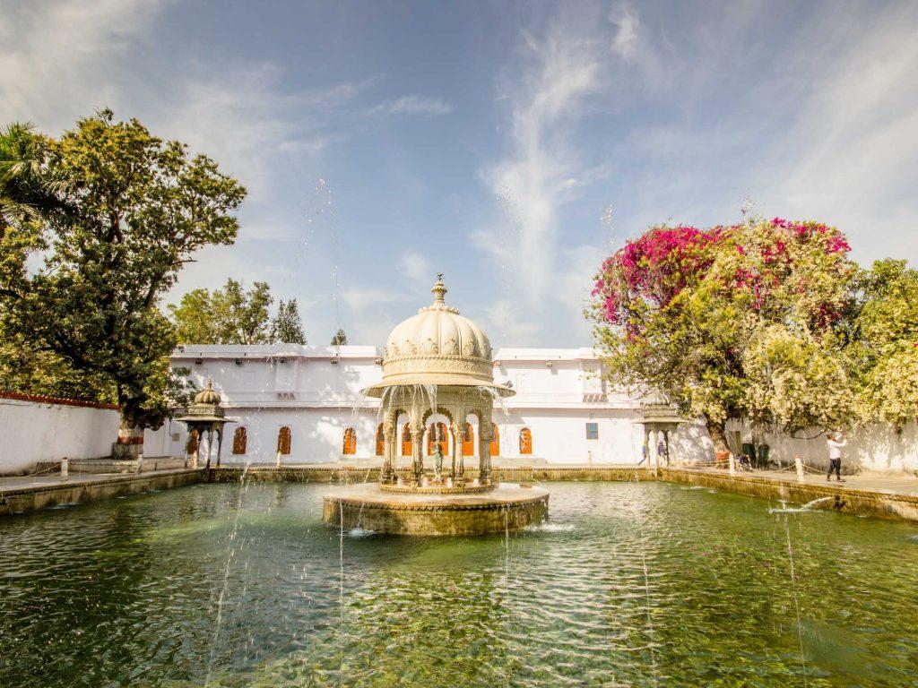 Saheliyon-Ki-Bari-Udaipur-India